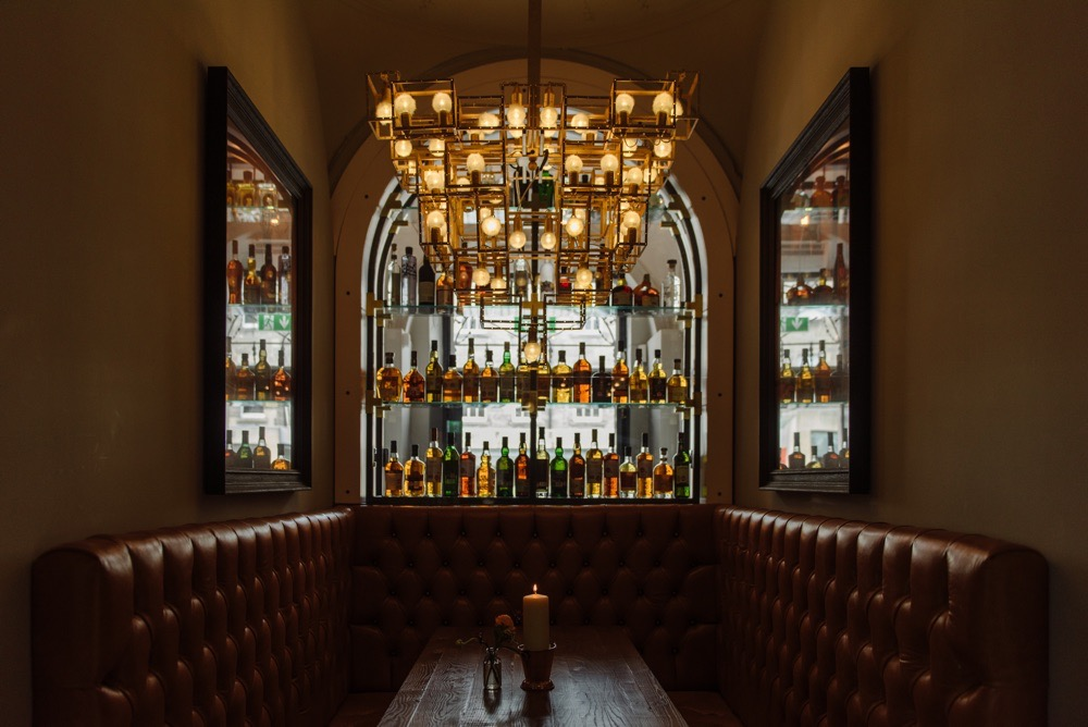 is badgers the best bar design in the uk